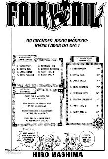 Fairy Tail 275 Mangá Online