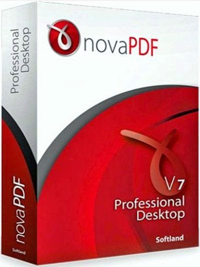 novaPDF Professional Desktop 7.7 build 400