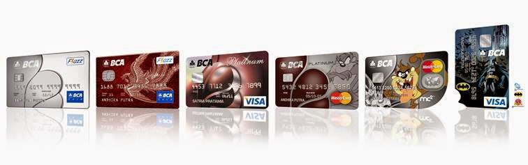 Beragam Limit BCA Kartu Kredit
