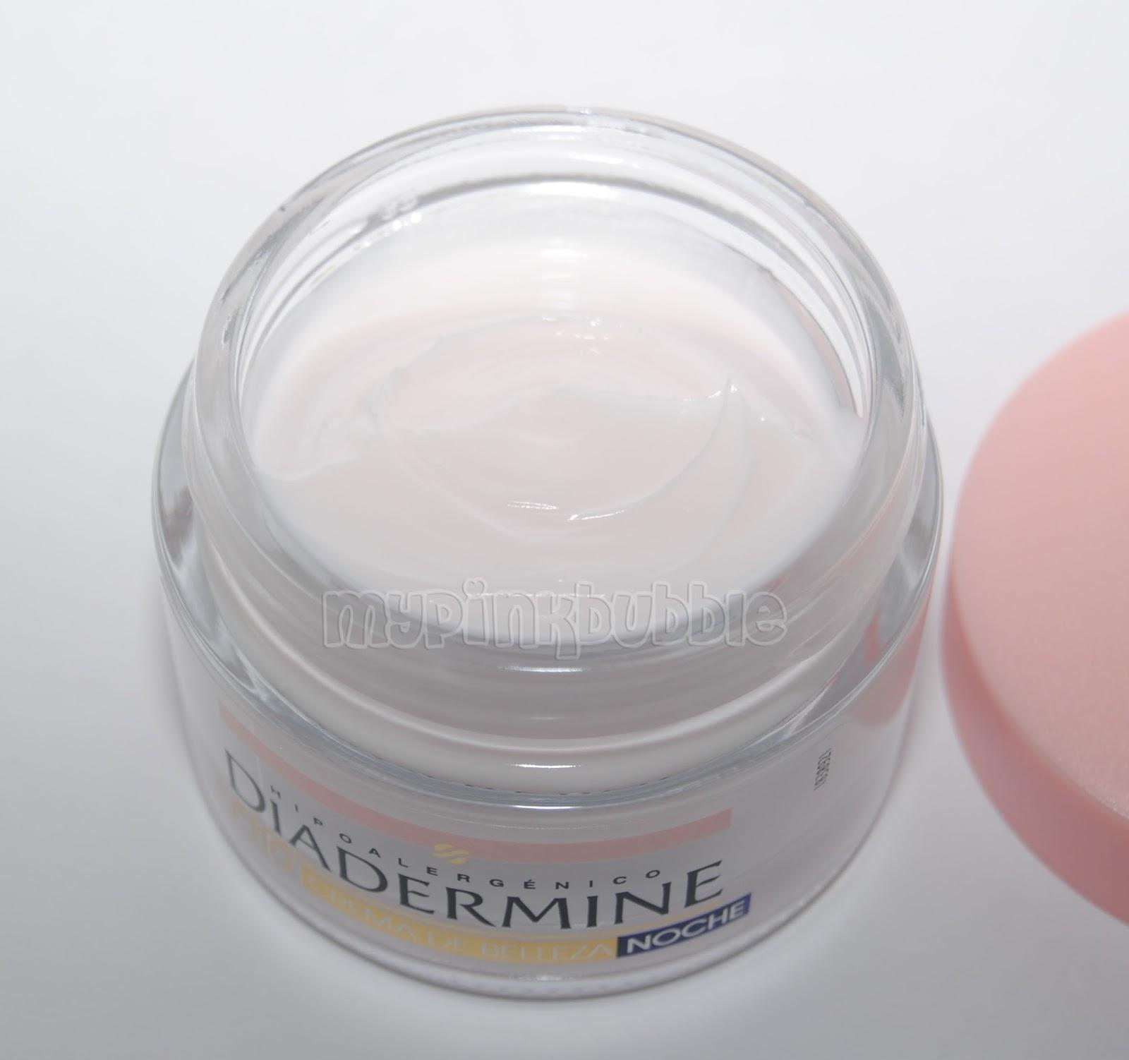 Diadermine 110 antiedad noche textura