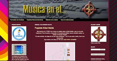 Blog de la asignatura de Música para alumnos de 5º y 6º de EPO, y alumnos de 1º y 2º ESO del Colegio Leonés-Jesús Maestro Blog de eduación musical en pirmaria y secundaria.