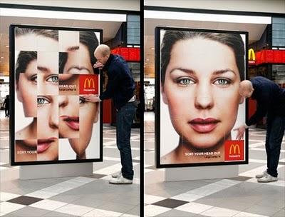 Most Creative McDonalds Adverts 14