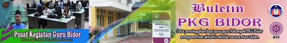 Buletin PKG Bidor