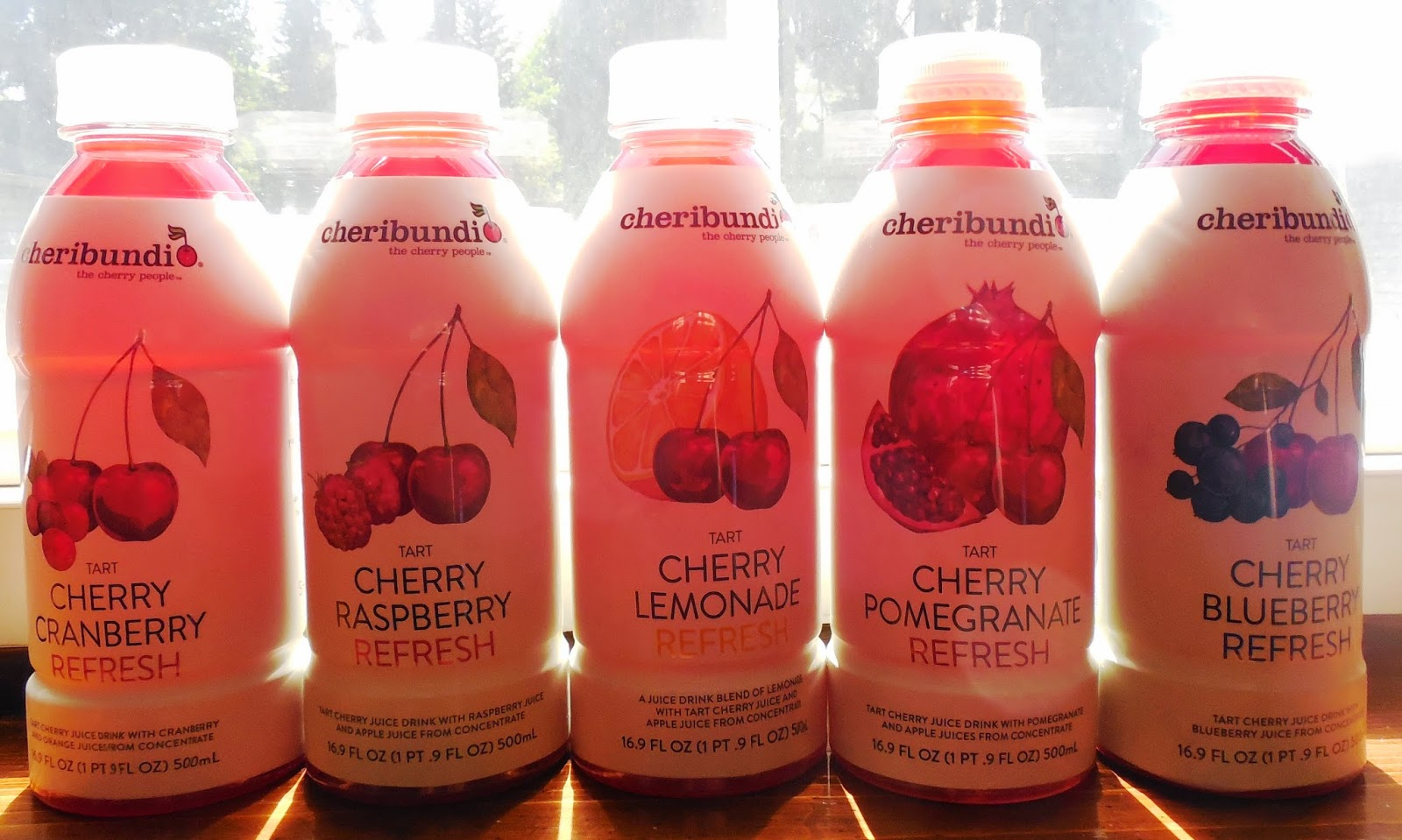 Cheribundi Refresh Juices