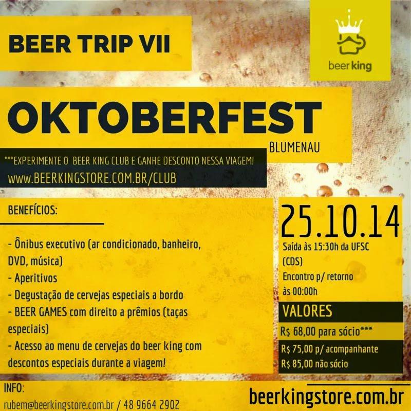sorteio beer trip