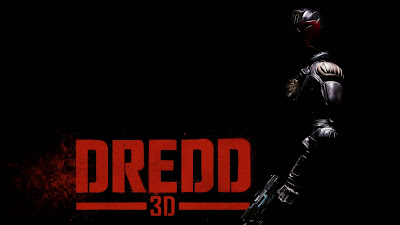 Dredd Movie Wallpaper 2012