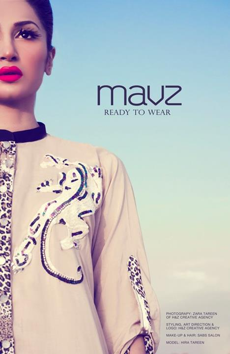 Mavz Couture | Mavz Casual Ready to Wear- Spring/Summer 2012
