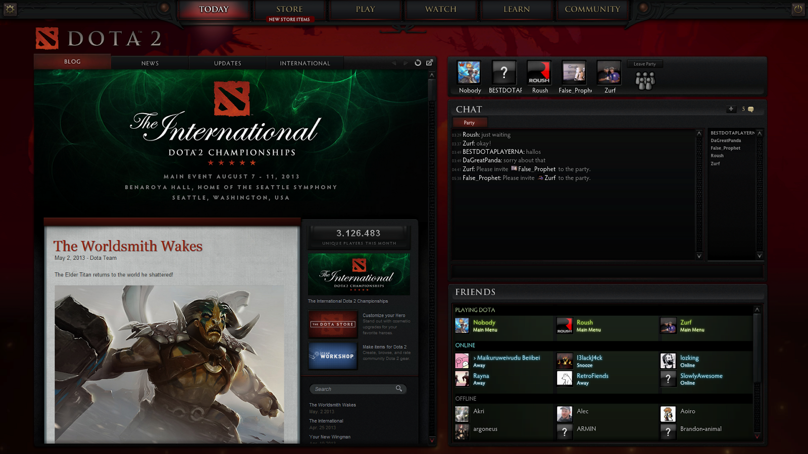 Dota 2 patch addresses matchmaking, demands phone numbers