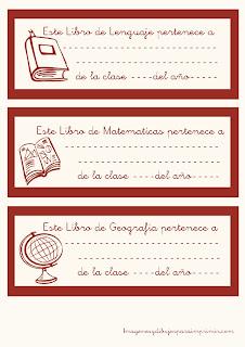 Etiquetas para lenguajes, matemáticas