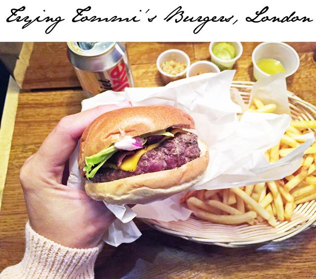 Tommi's Burgers