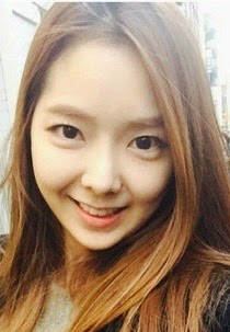 STELLAR Hyoeun's instagram account
