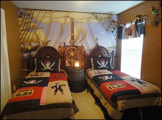 pirates of the caribbean bedroom furniture might also
