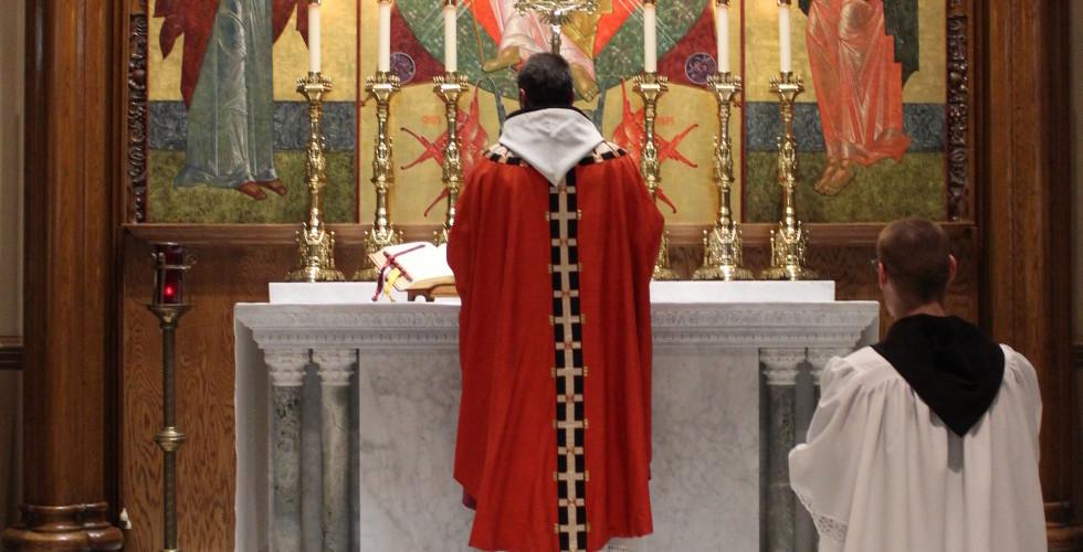Monastic vocation