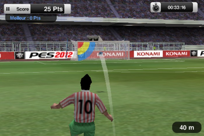 pro evolution soccer pes 2012 hd for samsung galaxy y samsung galaxy y