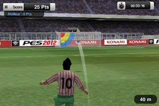pro evolution soccer pes 2012 hd for samsung galaxy y samsung galaxy y