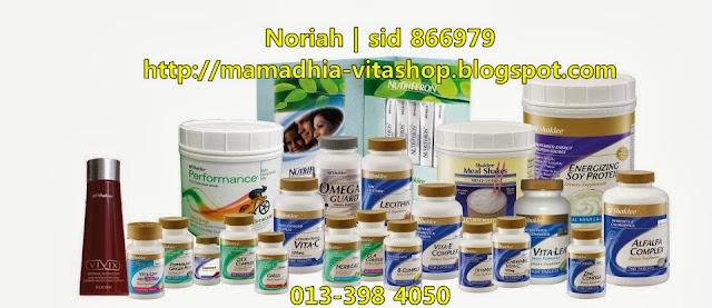 Vitamin Shaklee, Set Menyusu, Waktu Sesuai
