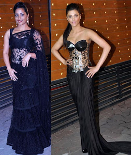 Hottest Celebrities at Filmfare Awards-2013