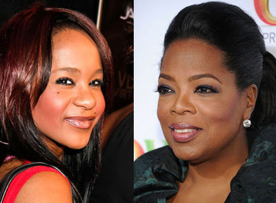 Oprah Winfrey To Interview Whitney Houston's Daughter and Family