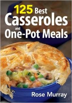 Casseroles+&+One-Pot+Meals,+125+Chicken+Recipes 125 Best Casseroles and One-Pot Meals Review