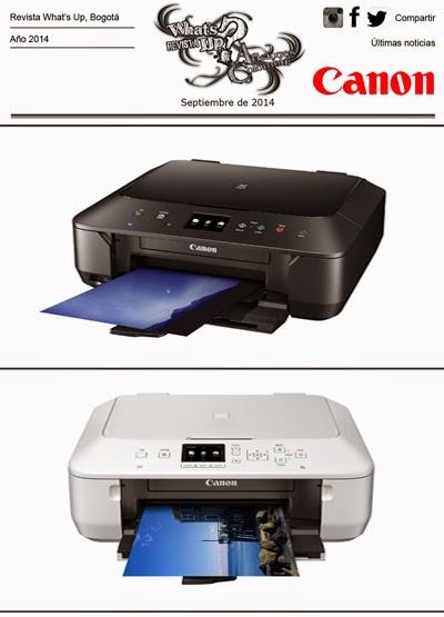 Canon-Latin-América-amplía-cinco-modelos-impresoras-PIXMA-línea-impresoras-conexión-nube
