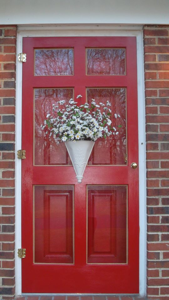 Door drama on pinterest storm doors front doors and for Front door with storm door