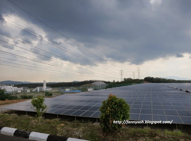 Solar Farm Malaysia 5mwp Solar Farm With The Total