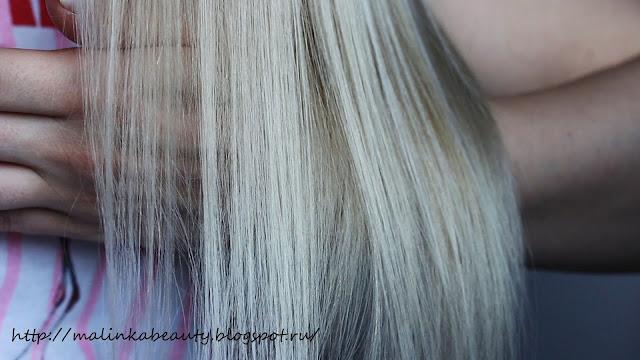 Как быстро смыть тоник с волос за один день