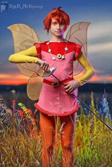pulgarcita thumbelina cosplay