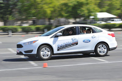 Ford to Teach Teens Safe Driving Techniques