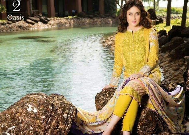 Kareena Kapoor Calendar In 2015 Stills