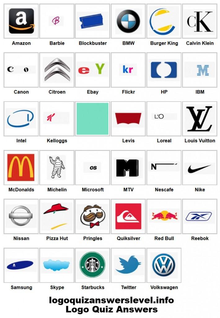 Logo quiz 2 clothing and apparel ti