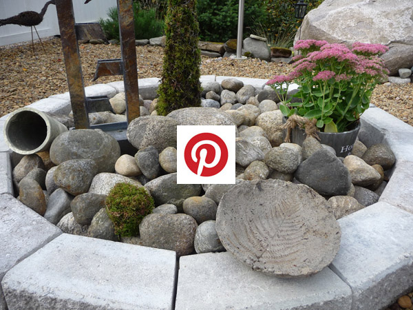 Kivisen Vilman piha Pinterestissä