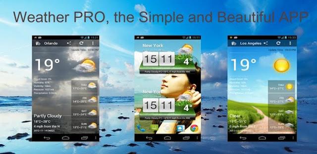 Weather Pro Premium v1.5.3