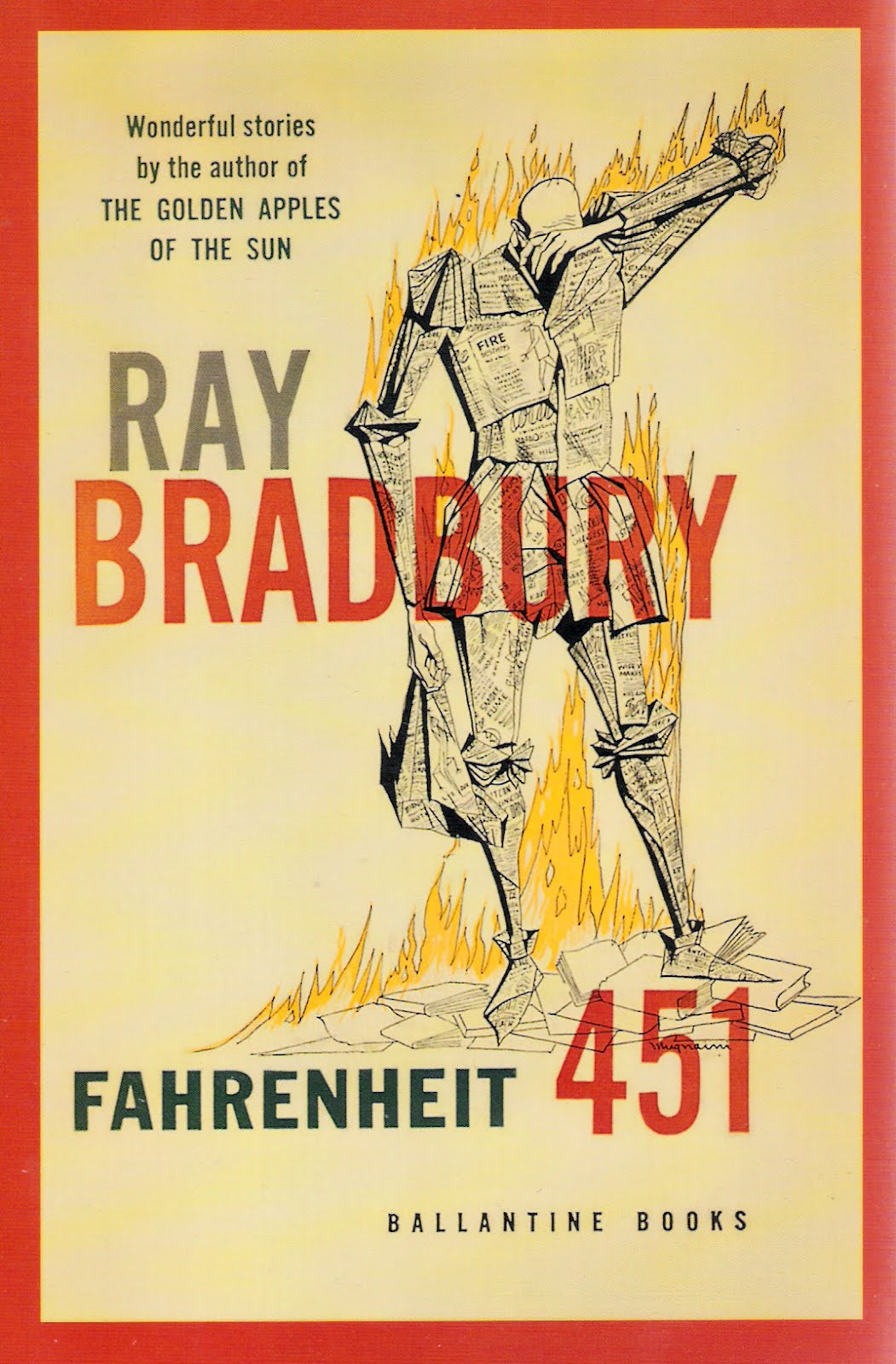 author s purpose in fahrenheit 451 That's right, in bradbury's futuristic novel, firemen are the ones who start the fires with a sole purpose in mind: burn all of the society's books point of view in fahrenheit 451 the point of view of a story is the perspective from which it's being told.
