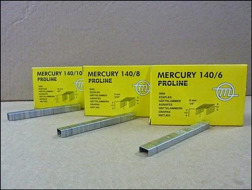 ลวดยิง Mercury (No. 140)