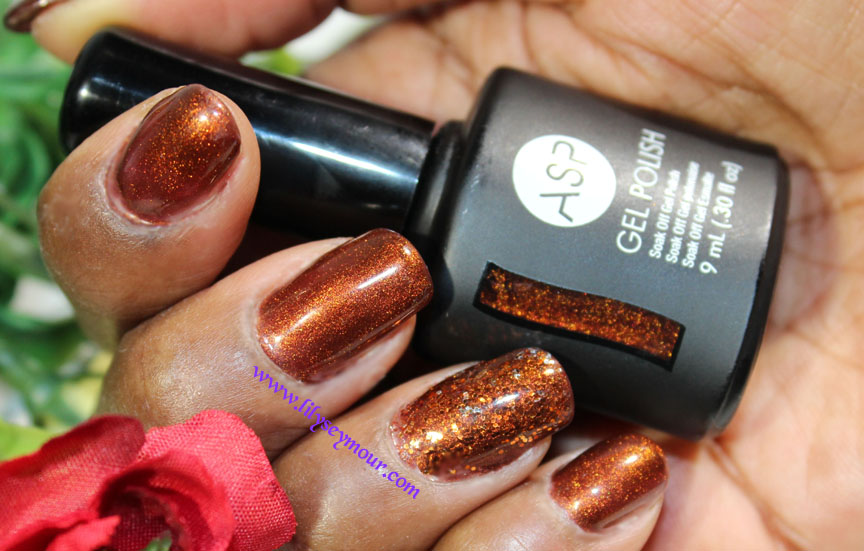At Home Gel Nail Polish Review