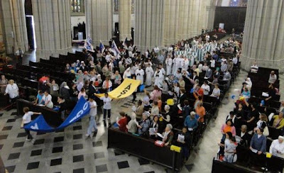 Intenção Missionária - Outubro 2012