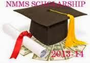 NMMS Answer Sheet 2013