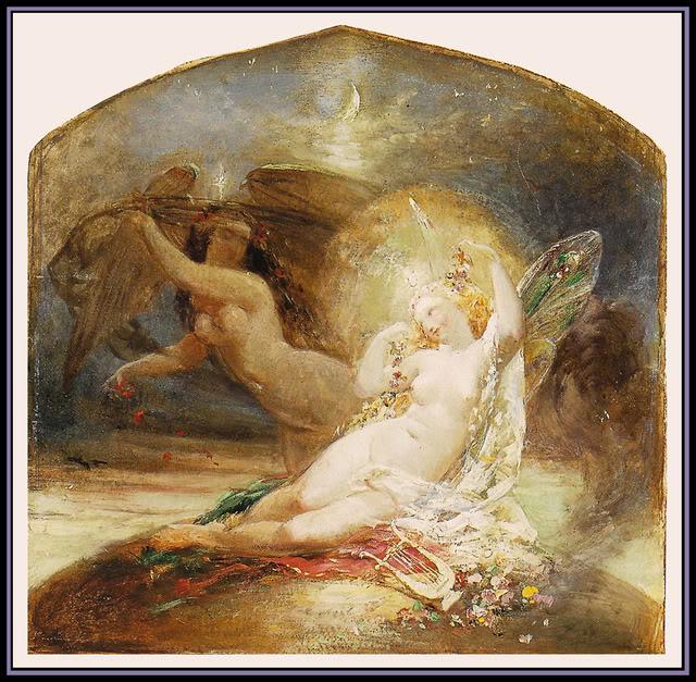 joseph noel paton fairy queen