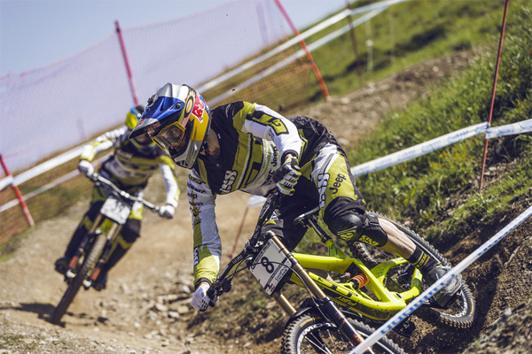 2015 Leogang UCI World Cup Downhill: GT Factory Team
