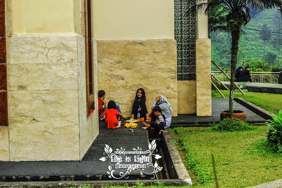 sudut masjid