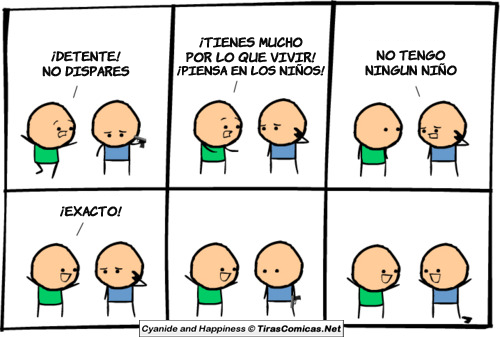 Cyanide and Happiness #13 - Niños