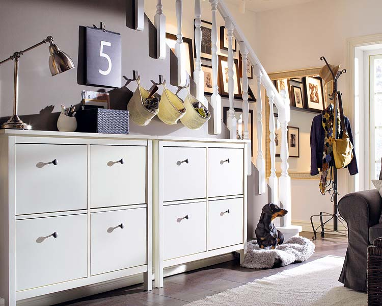Ikea Godmorgon Odensvik Plumbing ~ Mix and Chic Casual and chic entryways