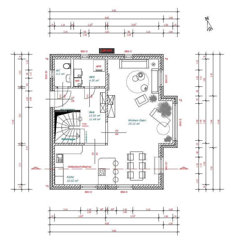 Hausbau Von Christian Und Jeannette Mit Der Firma DEKO