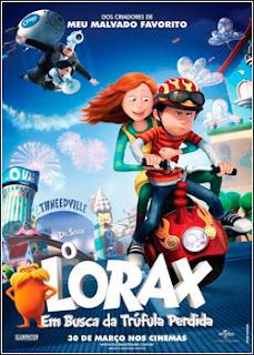 >Assistir Filme O Lorax: Em Busca da Trúfula Perdida Online Dublado