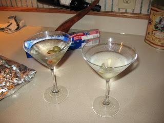 2 martini's