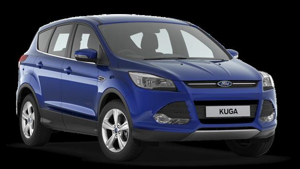 Ford kuga ii 2016 colors couleurs