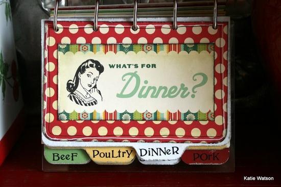 zaplanuj swój obiad