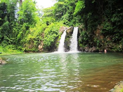 Bunga Falls Nagcarlan Laguna, nagcarlan falls, bunga falls laguna