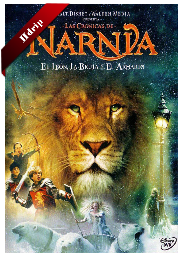 Las Cronicas De Narnia El Leon, La Bruja y el Armario Hdrip Castellano 2005
